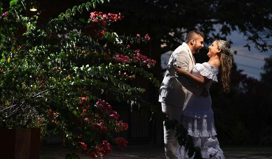 El matrimonio de Juan Andrés y Tatiana  en El Cerrito, Valle del Cauca