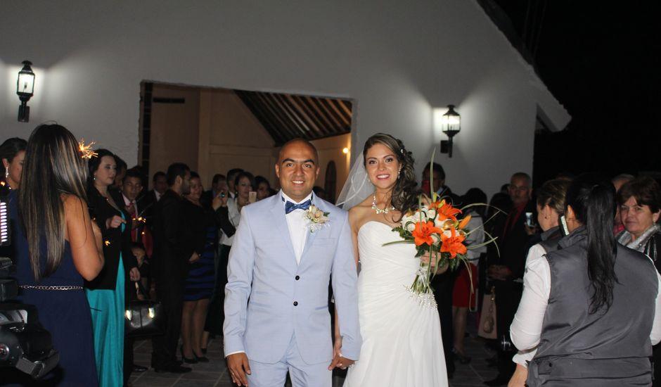 El matrimonio de Andrés y Nathalie   en Subachoque, Cundinamarca