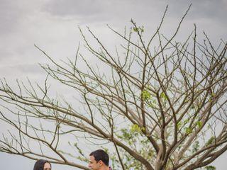 El matrimonio de Monica y Carlos 1