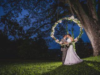 El matrimonio de Monica y Carlos