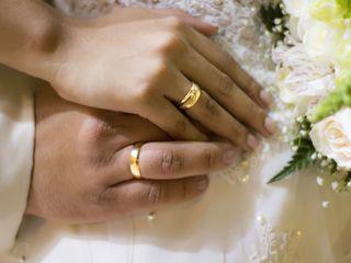 El matrimonio de Jennifer y Leonardo 2