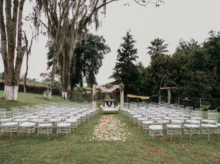 El matrimonio de Daniela y Mateo 1