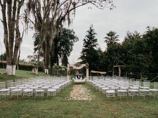 El matrimonio de Daniela y Mateo 2