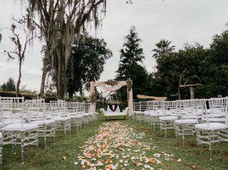 El matrimonio de Daniela y Mateo 3