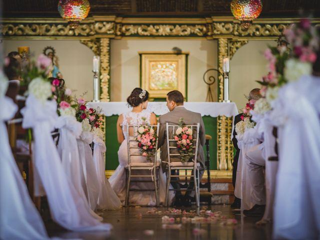 El matrimonio de Carlos y Monica en Pereira, Risaralda 8