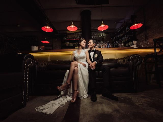 El matrimonio de Laura y Jhon