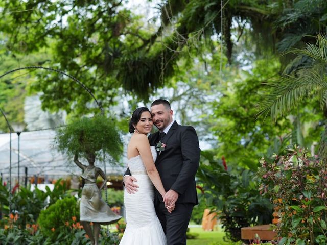 El matrimonio de Jenifer  y Luis