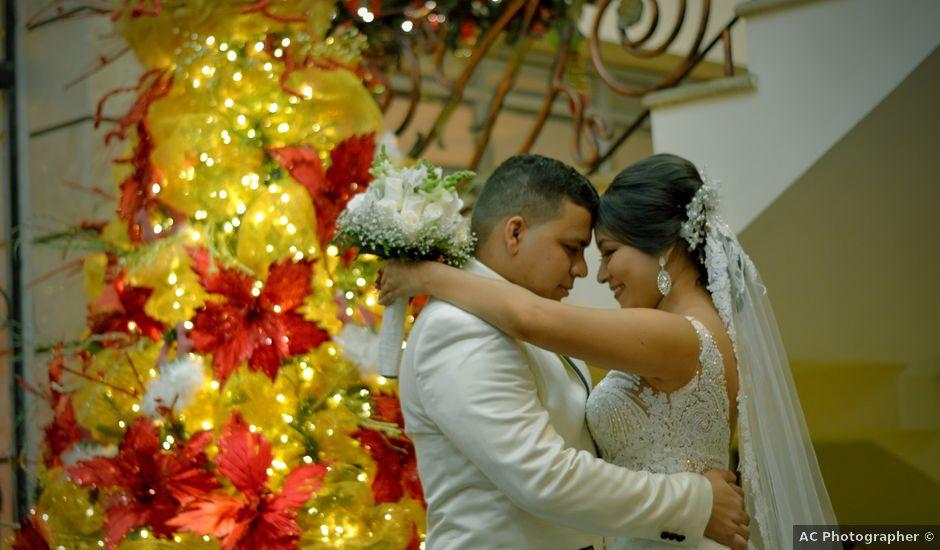El matrimonio de Leonardo y Jennifer en Barranquilla, Atlántico