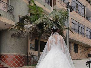 El matrimonio de Sylvia Alejandra  y Juan Guillermo  2