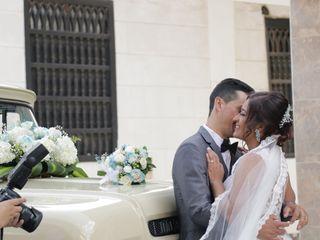El matrimonio de Sylvia Alejandra  y Juan Guillermo