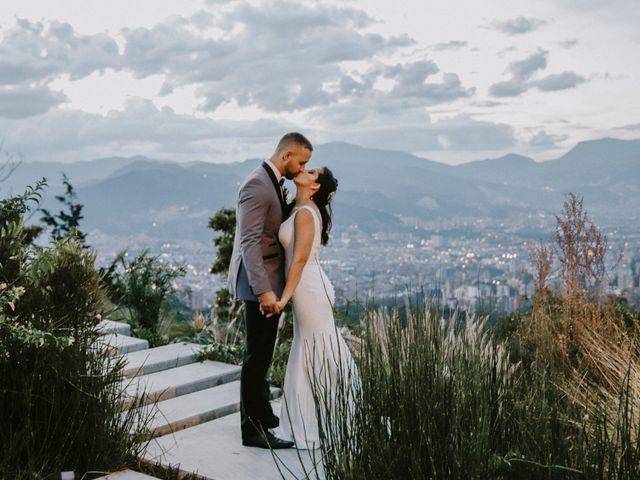El matrimonio de Fernando y Katherine en Medellín, Antioquia 16