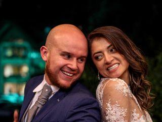 El matrimonio de Yuri y Juan