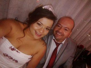 El matrimonio de Yuli Marcela y César Enrique