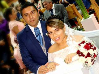 El matrimonio de Carolina y Jhonatan