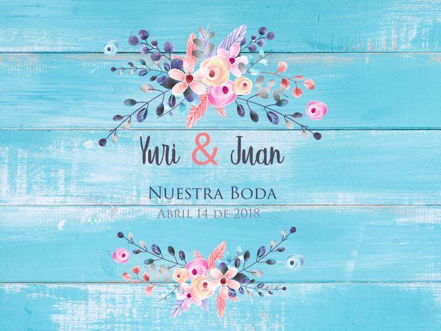 El matrimonio de Juan y Yuri en La Calera, Cundinamarca 21
