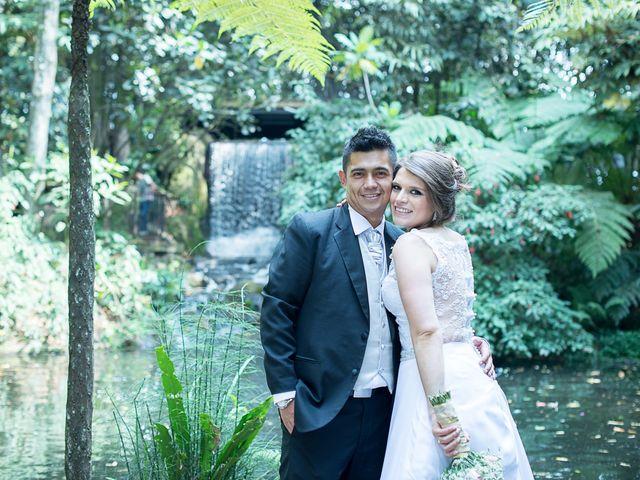 El matrimonio de Johanna y Diego