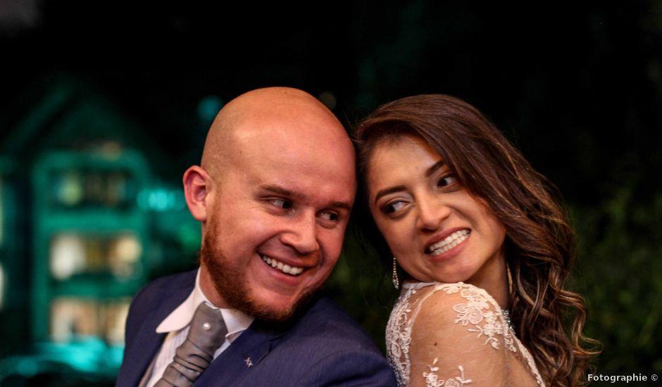 El matrimonio de Juan y Yuri en La Calera, Cundinamarca