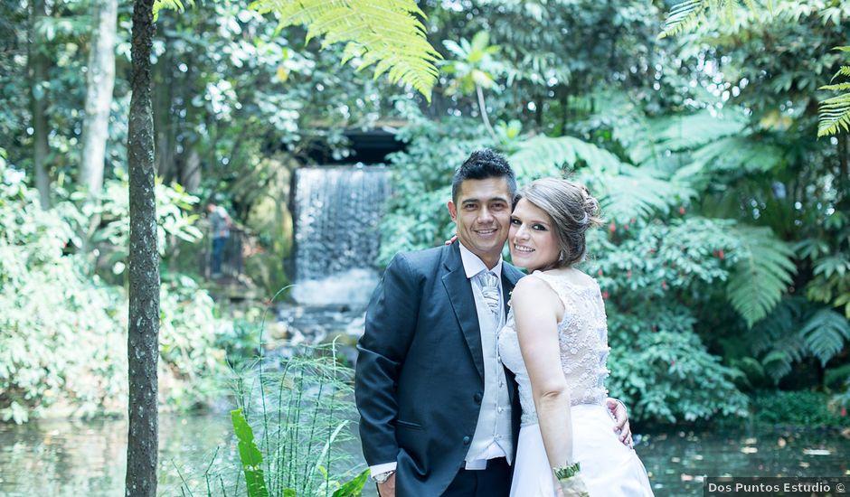 El matrimonio de Diego y Johanna en Bogotá, Bogotá DC