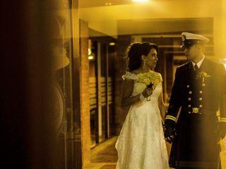 El matrimonio de Diana y Juan Camilo