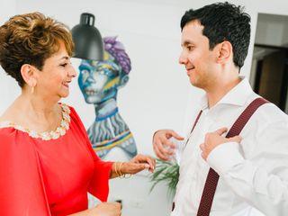 El matrimonio de Lina y Julián 1