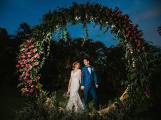 El matrimonio de Lina y Julián