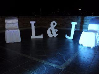 El matrimonio de Liliana y Jaime 1