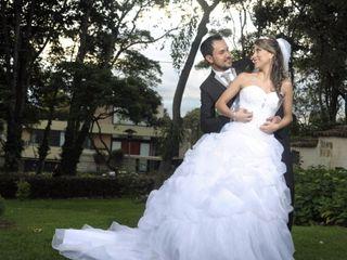 El matrimonio de Liliana y Jaime