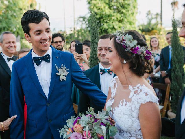 El matrimonio de Julián y Lina en Pereira, Risaralda 59