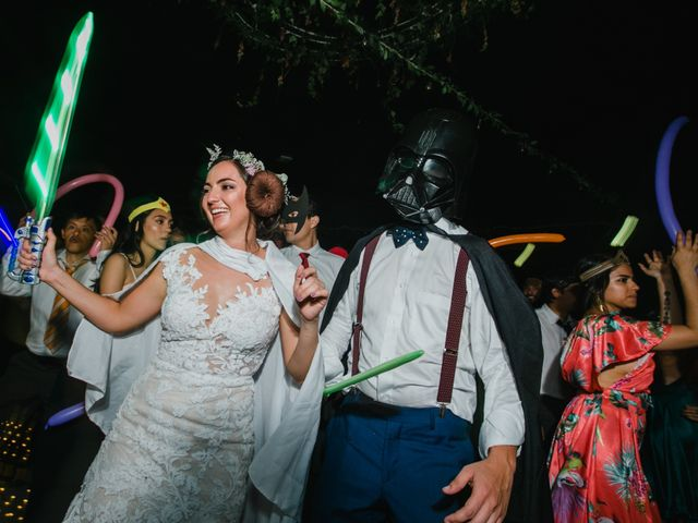 El matrimonio de Julián y Lina en Pereira, Risaralda 110
