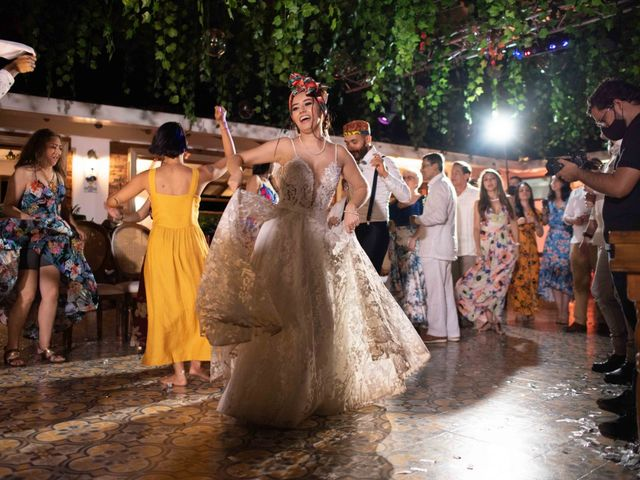 El matrimonio de Leonardo  y Camila en Cali, Valle del Cauca 2