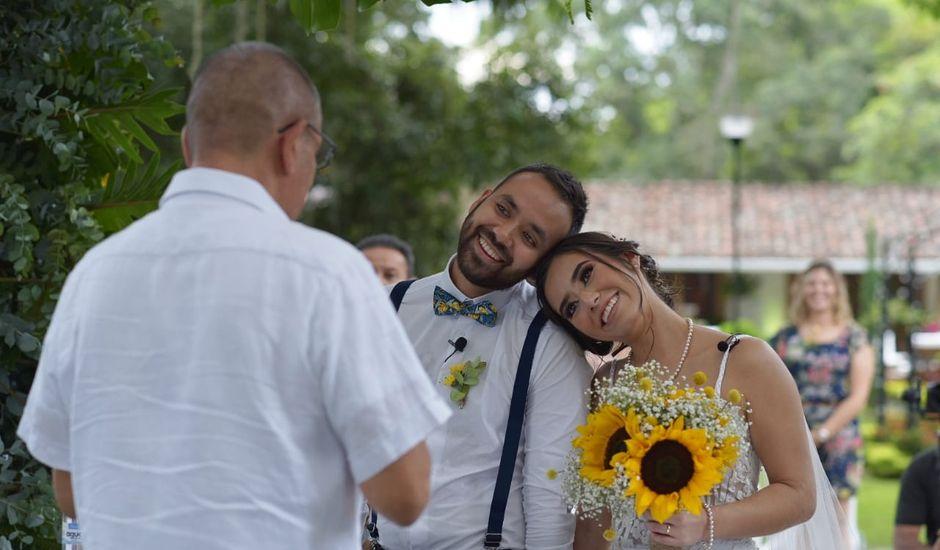 El matrimonio de Leonardo  y Camila en Cali, Valle del Cauca