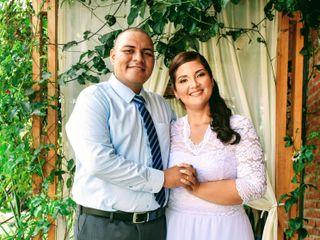 El matrimonio de Daniela y Daniel 2