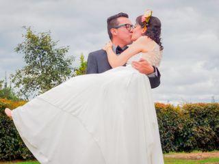 El matrimonio de Ximena   y Cristian   1
