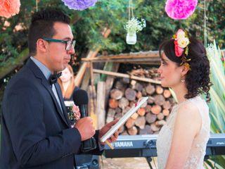 El matrimonio de Ximena   y Cristian   2