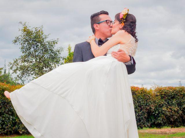 El matrimonio de Cristian   y Ximena   en Chía, Cundinamarca 1
