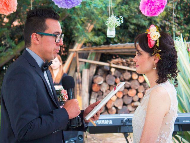 El matrimonio de Cristian   y Ximena   en Chía, Cundinamarca 2