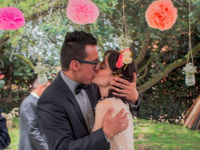 El matrimonio de Cristian   y Ximena   en Chía, Cundinamarca 3