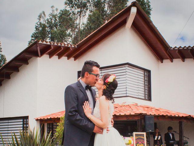 El matrimonio de Cristian   y Ximena   en Chía, Cundinamarca 4