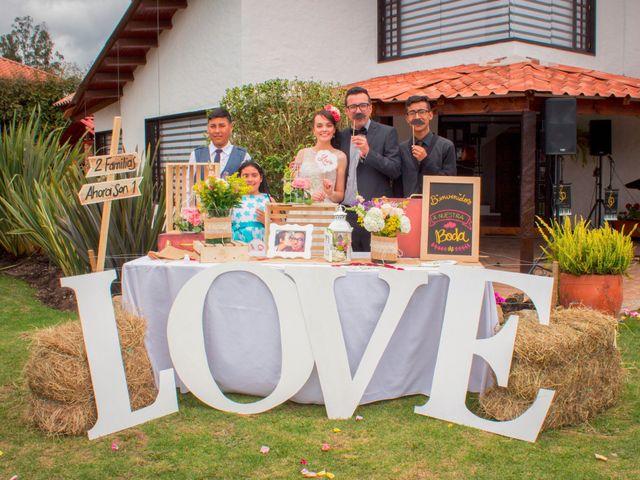 El matrimonio de Cristian   y Ximena   en Chía, Cundinamarca 5