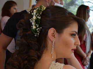 El matrimonio de Erika y Javier 2