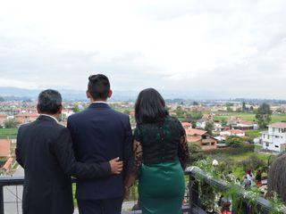 El matrimonio de Erika y Javier 3