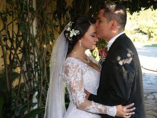 El matrimonio de Paola y Camilo