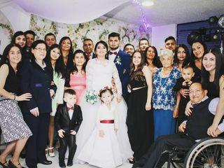 El matrimonio de Kathe y Diego 1
