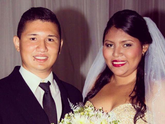 El matrimonio de Karolayn  y José Armando