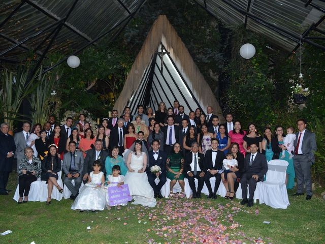 El matrimonio de Javier y Erika en Cota, Cundinamarca 5