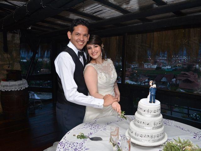 El matrimonio de Javier y Erika en Cota, Cundinamarca 6