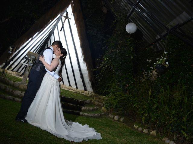 El matrimonio de Javier y Erika en Cota, Cundinamarca 14