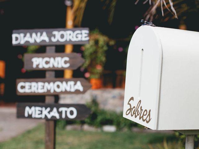 El matrimonio de Jorge Ivan y Diana en Rionegro, Antioquia 11