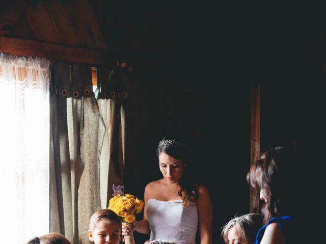 El matrimonio de Jorge Ivan y Diana en Rionegro, Antioquia 16