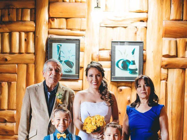 El matrimonio de Jorge Ivan y Diana en Rionegro, Antioquia 17